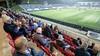 Friese voetbalfan rijdt vier uur om bij Telstar in de regen 'laatste wedstrijd ooit' te zien: 'Sommigen hebben modeltreintjes, ik bezoek voetbalwedstrijden'