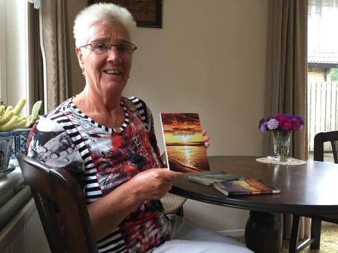 Tineke de Geus met handen in het haar na liquidatie uitgever Lecturium