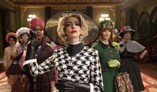Filmrecensie 'The witches':Anne Hathaway zet een lekker duivelse diva neer