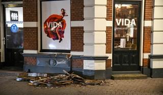Automobilist die het Hilversumse tapasrestaurant Vida ramde had te veel gedronken