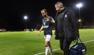 Frank Korpershoek weer bij selectie Telstar voor wedstrijd tegen Go Ahead Eagles: 'Maar nog geen 90 minuten'
