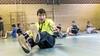 'Maak een superkracht van je beperking'. Danser Redo leert leerlingen Professor van Gilseschool breakdance