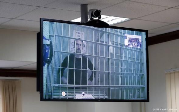 Russische acteur vrij na rel over veroordeling