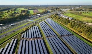 Komst windturbinepark of zonnepanelenweide uitgesloten in Baarn met een krachtig 'no way'; raad steunt VVD-motie