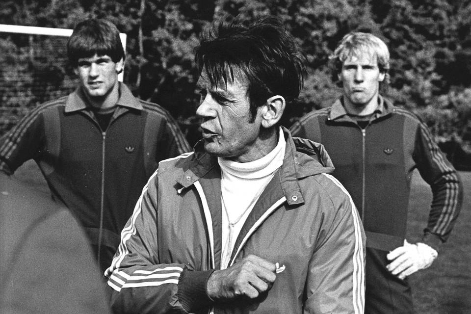 Zwartkruis met Joop Hiele en Hans van Breukelen.