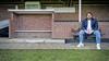 Pim Touber keek de dood in de ogen, maar de 33-jarige hoofdtrainer van Vitesse'22 is weer helemaal hersteld van corona. Al moet hij wel in beweging blijven. 'Wat dat betreft heb ik levenslang gekregen'