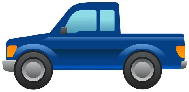 Ford maakt zich hard voor pick-up emoji