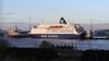160 passagiers stranden toch nog in Newcastle vanwege gemuteerd coronavirus, ferry's mogen alleen maar vracht meenemen