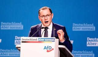 AfD richt zich met verkiezingscampagne op anti-EU-beleid