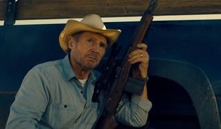 Filmrecensie 'The marksman': film mist drift en dreiging
