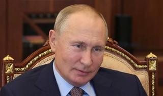 Poetin: werelddominantie Rusland en VS verleden tijd