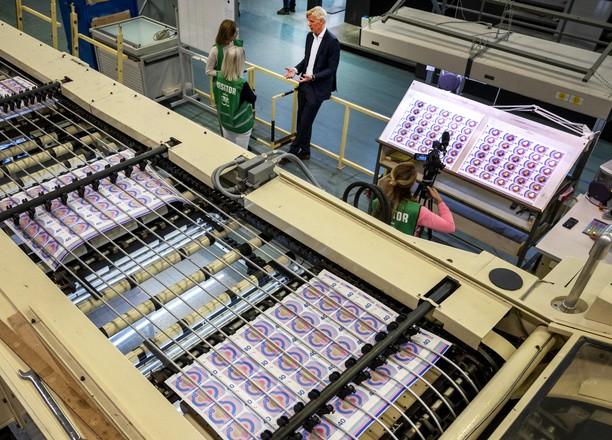 Gulle gever doneert 5.525 euro voor Gouden Hart Actie