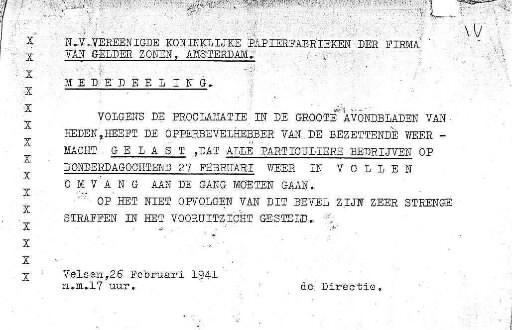 Februaristaking 1941: 'Het was gewoon een kwestie van solidariteit. Aan de Duitsers hadden we nog niet zo'n hekel' [video]