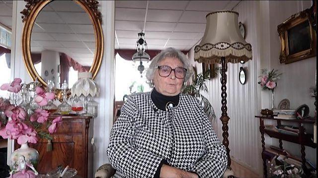 Zetta van der Heiden is een van laatste Joden in Den Helder die de oorlog overleefde: 'Wie zijn teruggekomen - ik kan er geen drie opnoemen' [video]