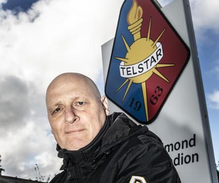 Teammanager Dinkelberg vindt overstap van Haarlem naar Telstar niet saillant: 'Wie dat vindt, moet naar de psycholoog'
