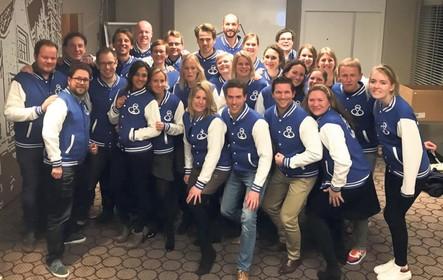 Jonge Haarlemse ondernemers houden congres over de risico's van het ondernemerschap