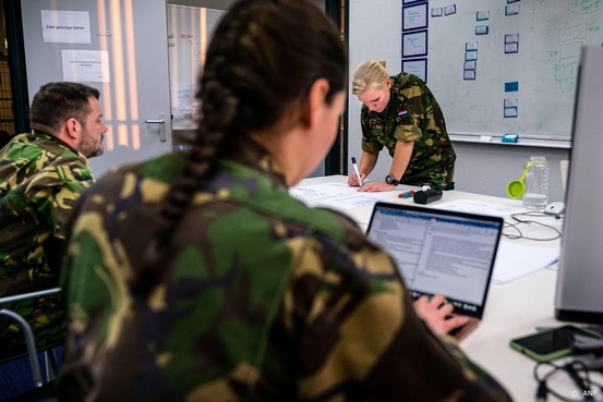 Nederlandse militairen teruggekeerd uit Afghanistan