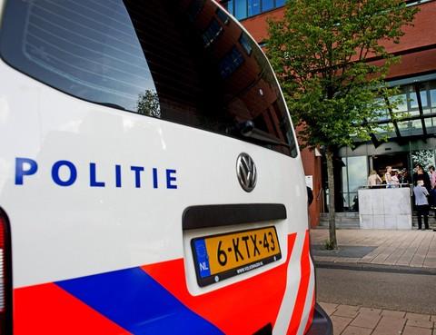 Massale vechtpartij zaterdagnacht in Damstraat in Haarlem