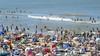 Blauwe Vlaggen voor stranden Bloemendaal, Zandvoort en de Haarlemsche Jachtclub. 'Er komt een inspecteur langs om de boel te controleren'