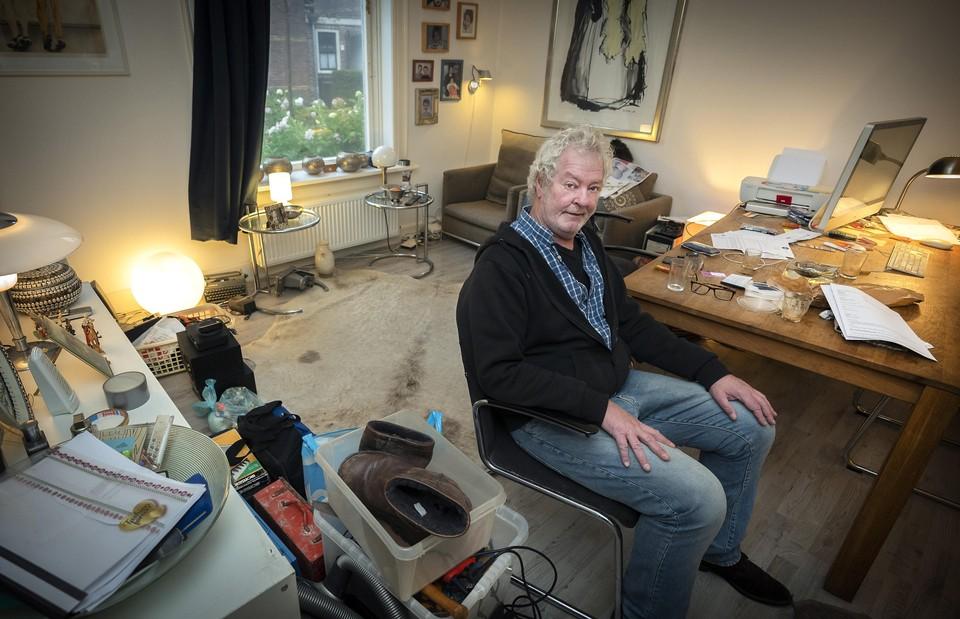 Wouter Hendrikse mag (nog) niet worden uitgezet door Wybren van Haga.