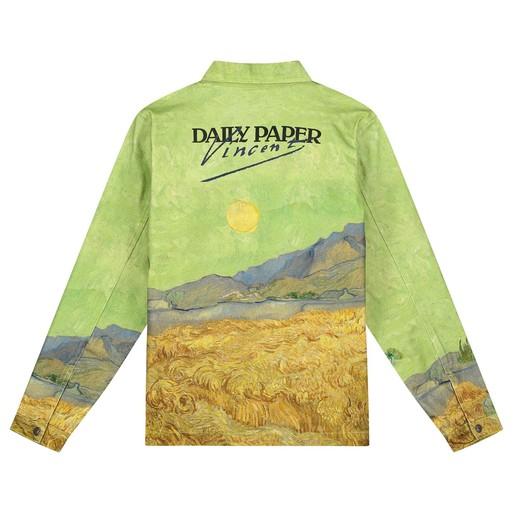 Daily Paper x Van Gogh Museum: een Van Gogh aan je lijf