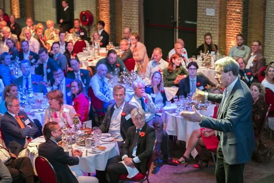 Gouden tip bij Haarlemse Prinsjesdag Lunch: 'Geef nooit korting'