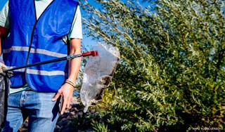Opruimactie levert ruim 127.000 stuks aan zwerfvuil op