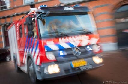 Flat in Haarlem ontruimd wegens brand