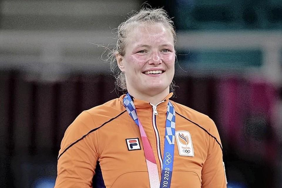 """Sanne van Dijke: ,,Het winnen van een olympische medaille is altijd mijn droom geweest."""""""