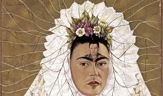 Wat doet kleur in kunst? Beatrijs Jansen van het Cobra Museum beantwoordt deze vraag met een zelfportret van Frida Kahlo als voorbeeld