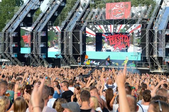 PvdA Velsen wil herhaling van problemen rond evenementen voorkomen: 'Festival is niet te weigeren na overlast'