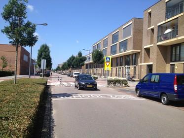 Herinrichting Fanny Blankers Koenlaan in Hoofddorp start in januari 2020