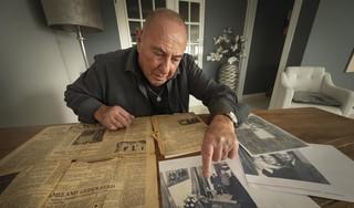 Robert van Furths zoektocht naar oorlogsgeschiedenis van zijn familie is bijna ten einde: 'De oorlog loopt als een rode draad door mijn leven'