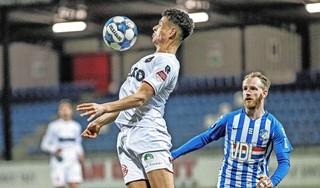 Farouq Limouri (17) debuteert voor Telstar tegen FC Eindhoven wordt nu al vergeleken met Benaissa Benamar: 'Komt door mijn coronakapsel'