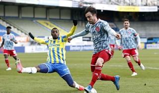 Ajax kan over twee weken kampioen worden met een dikke knipoog naar Johan Cruijff