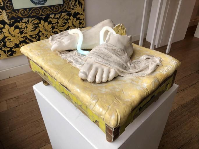 Tentoonstelling Wunderkammer bij Galerie Année in Haarlem toont bijzonder werk van vijf kunstenaars