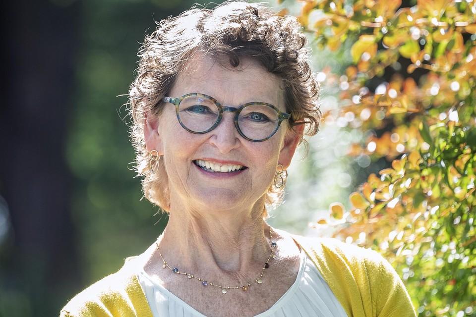 Marijke Smit: ,,Als ik een mondkapje draag, hoop ik dat anderen even opzij gaan en afstand houden.