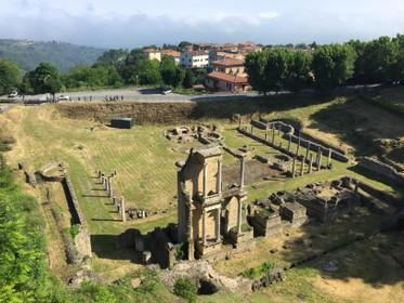 Reis langs het verleden van de Etrusken