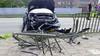 Auto ramt hek op Kruisweg in Hoofddorp, bestuurster mee naar politiebureau