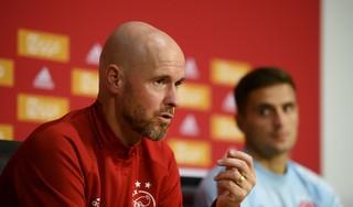 Ten Hag: Ajax heeft weer een sterke groep
