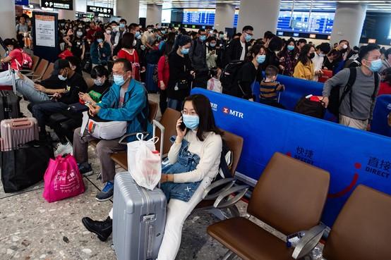 Schiphol neemt nog geen maatregelen om coronavirus