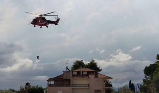 Doden door watersnood op Grieks eiland