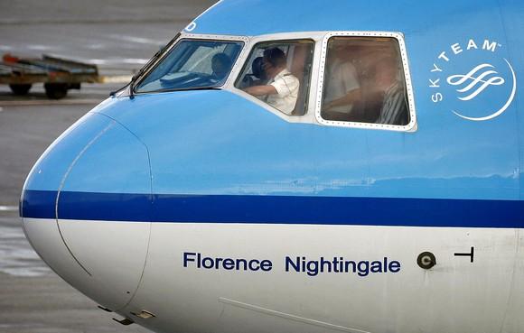 KLM dit jaar op zoek naar 400 nieuwe piloten