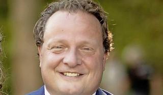 Martijn Egner is de nieuwe voorzitter van de voetbalafdeling van het Haarlemse DSS