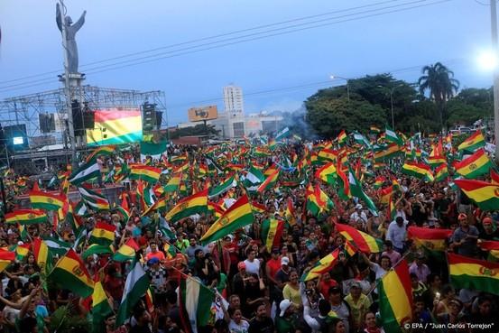 OAS roept op tot vreedzame oplossing Bolivia