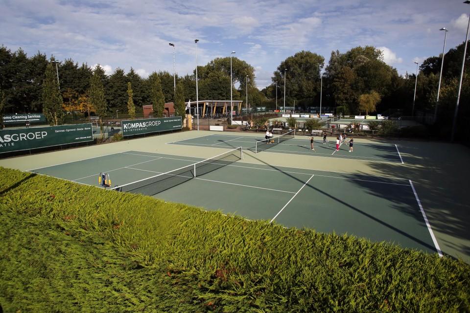 Het park van TV Eemnes is een uitgelezen locatie voor een seniorenhofje.