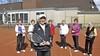 Negentigjarige Siem slaat nog geregeld een balletje mee op de tennisbaan: 'Mijn geheim? Altijd blijven bewegen. Maar nooit extreem, hoor. Want dan waren mijn knieën nu versleten geweest'