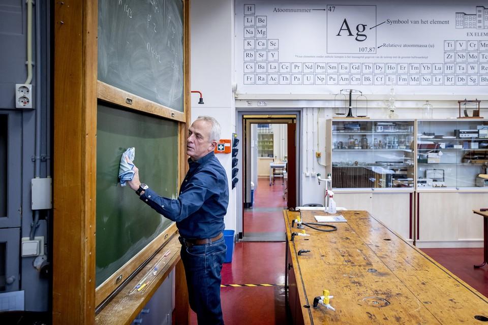 Ondanks het lerarentekort krijgen veel docenten toch een tijdelijk contract.