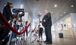 Burgemeesters Veiligheidsberaad gaan in de 'waakstand'