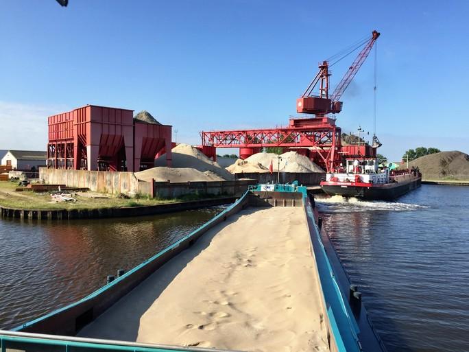 Oproep schippers: 'Kies bij aanbesteding voor binnenvaart' [video]